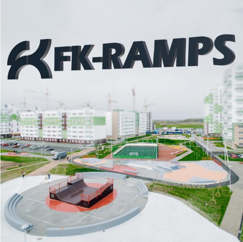 fk ramps компания