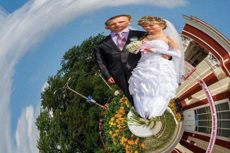 фотошоп свадьба