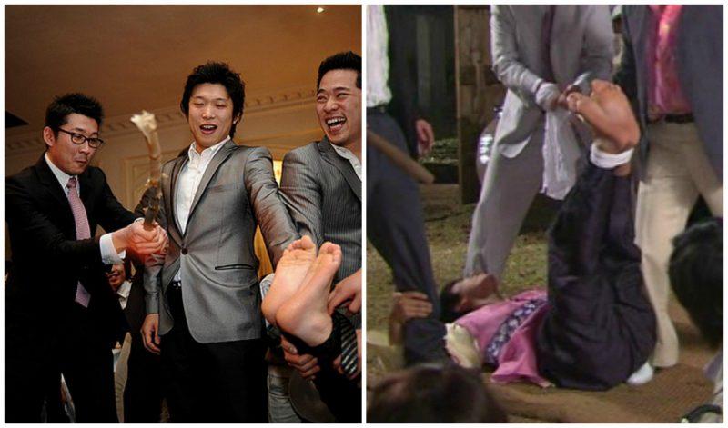 свадьба южная корея