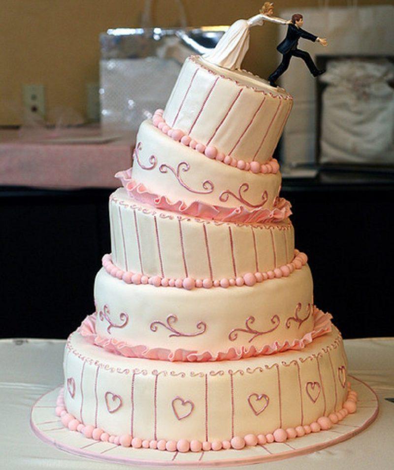 торт свадьба
