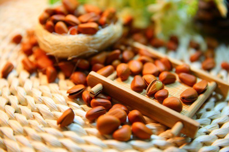 орешки кедра