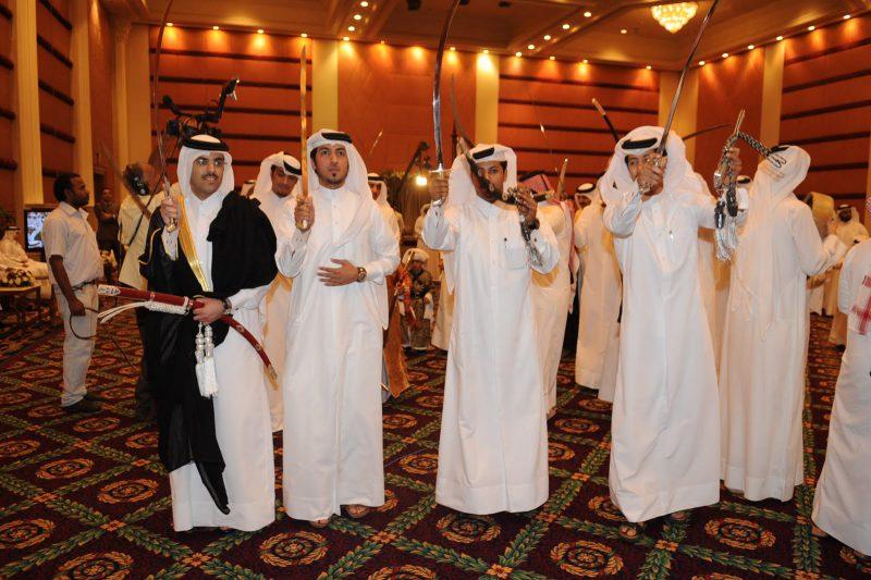 свадьба в арабском мире