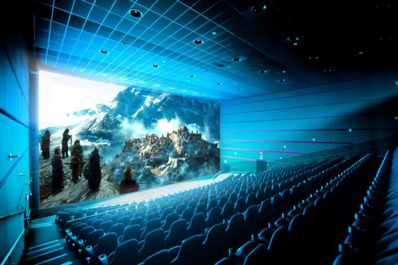 Что такое IMAX-кинотеатр