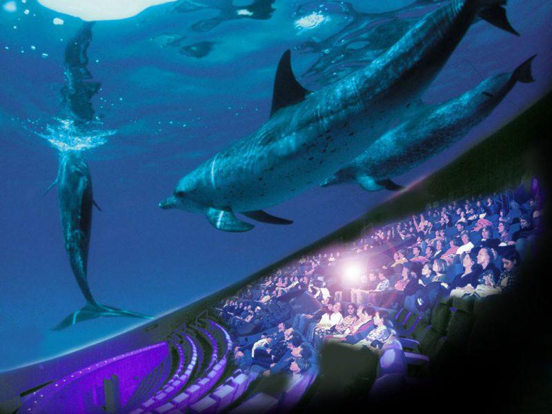 IMAX-кинотеатр «Nescafe»