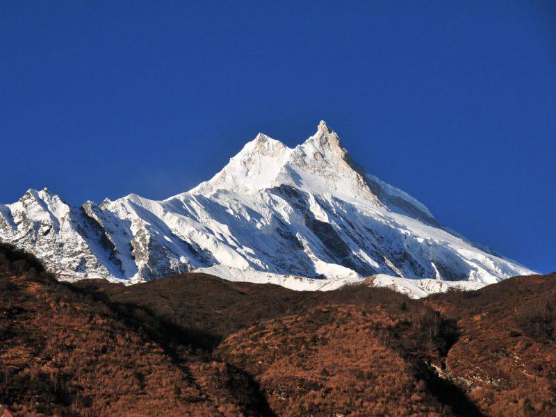 Самая высокая вершина в мире