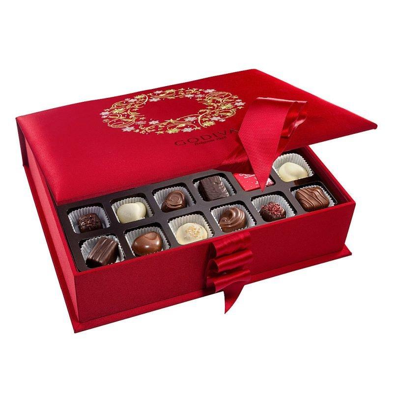 Swarovski-studded Chocolate