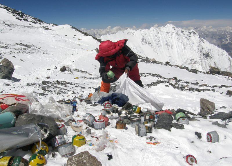 экология Эвереста