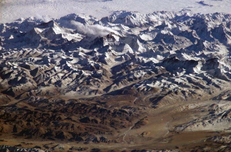 флора и фауна Эвереста