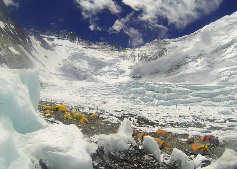 климат Эвереста