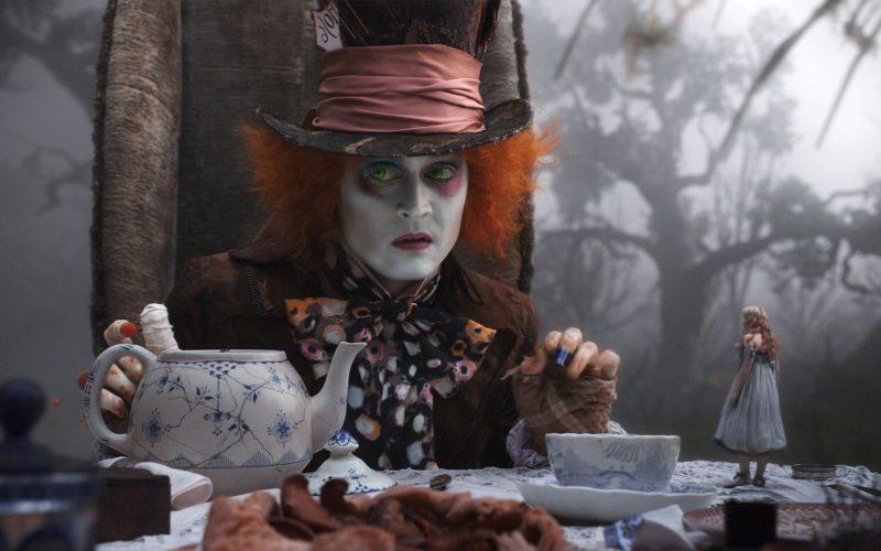 """Безумный Шляпник из """"Алисы в стране чудес"""""""