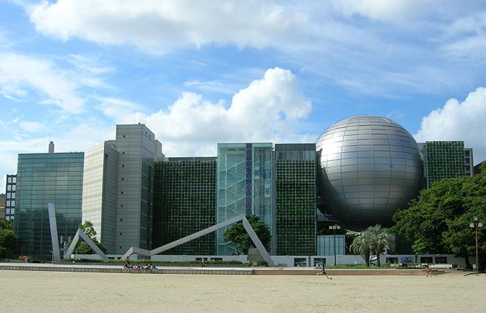 Музей науки в Нагоя