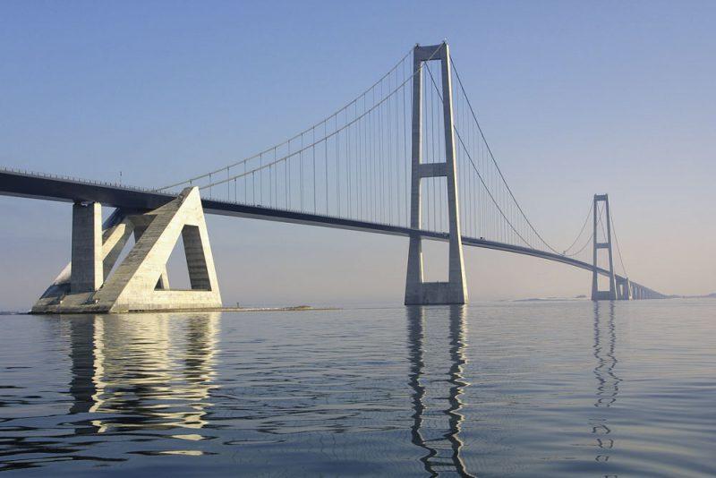 Жуньянский висячий мост