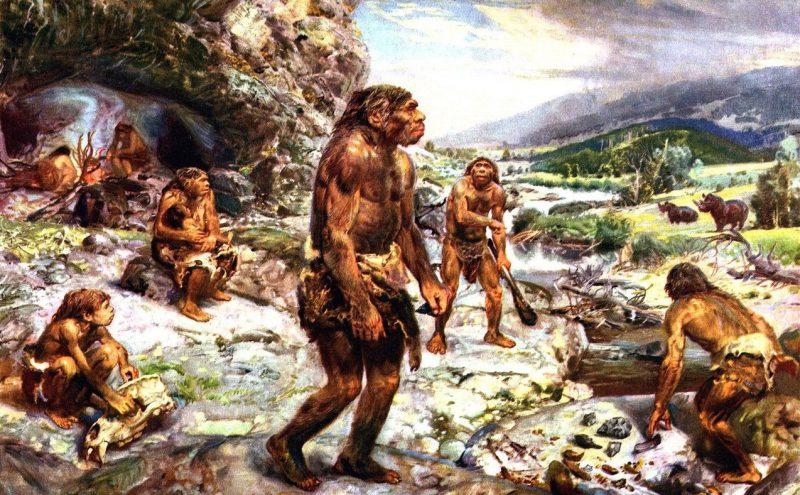 первые люди