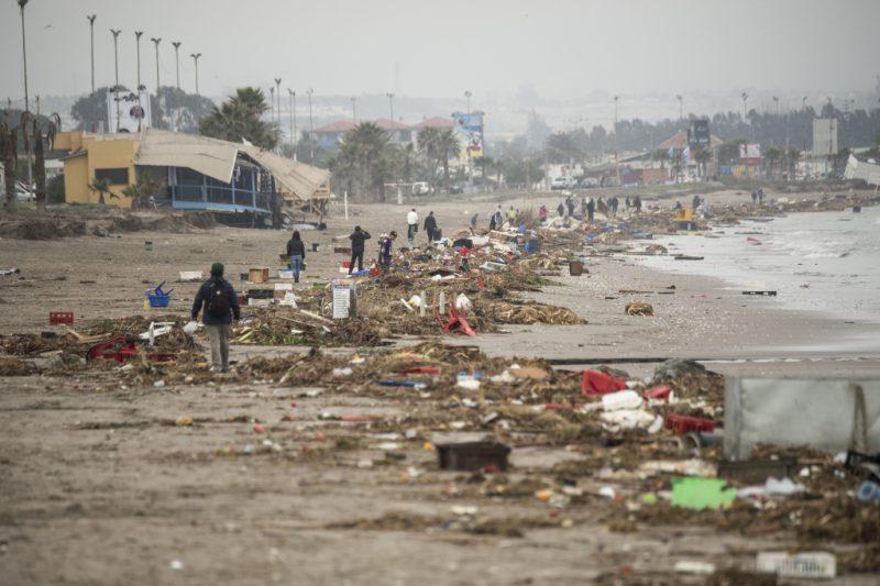 катастрофа Чили, 2010