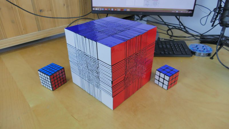 Кубик Оскара ван Девента