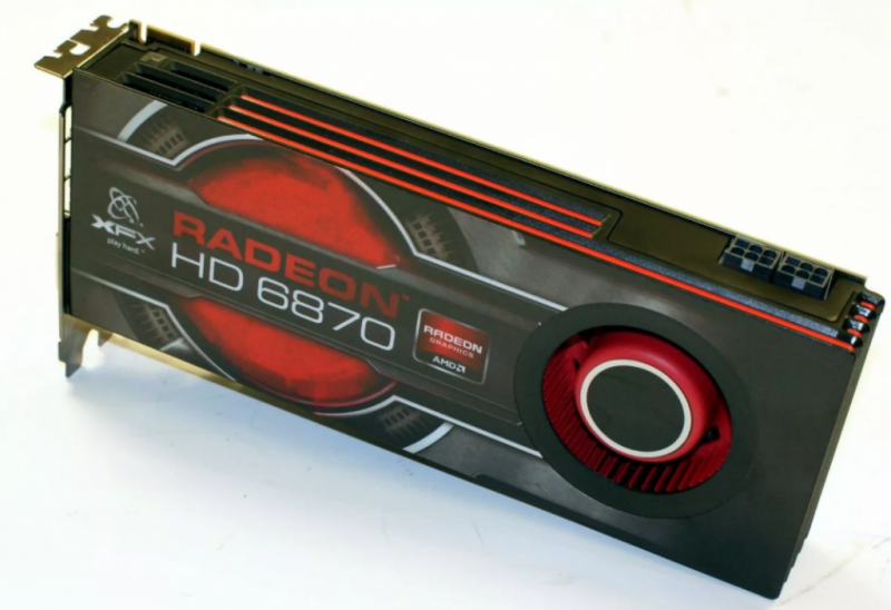 видеокарта XFX ATI Radeon HD6970
