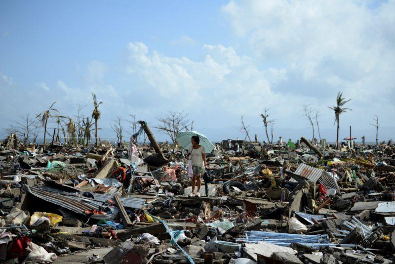 цунами Филиппины, 2013