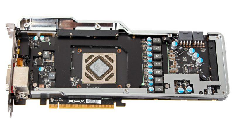 видеокарта XFX ATI Radeon HD7950