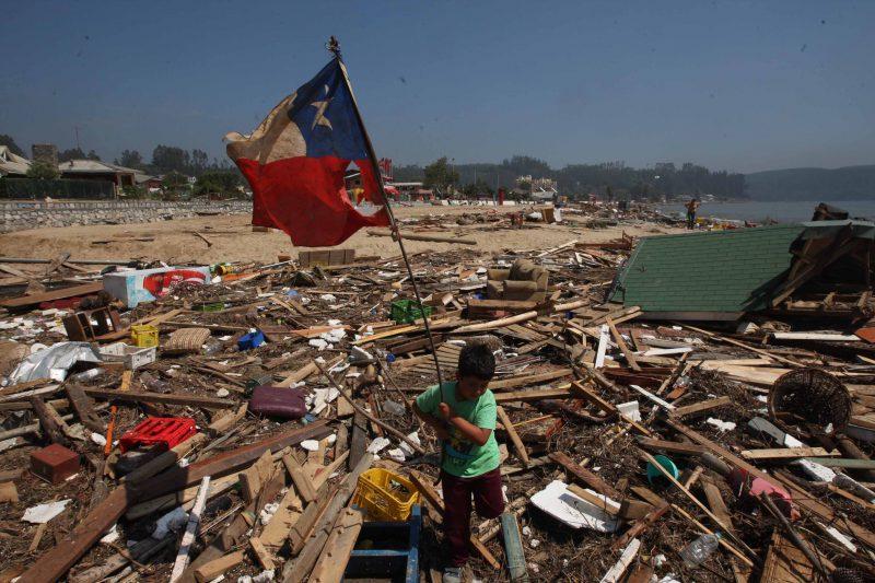 катастрофа Чили, 2014