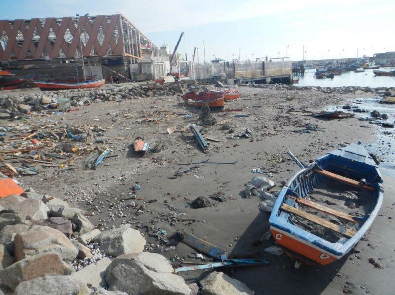 потоп Чили, 2014