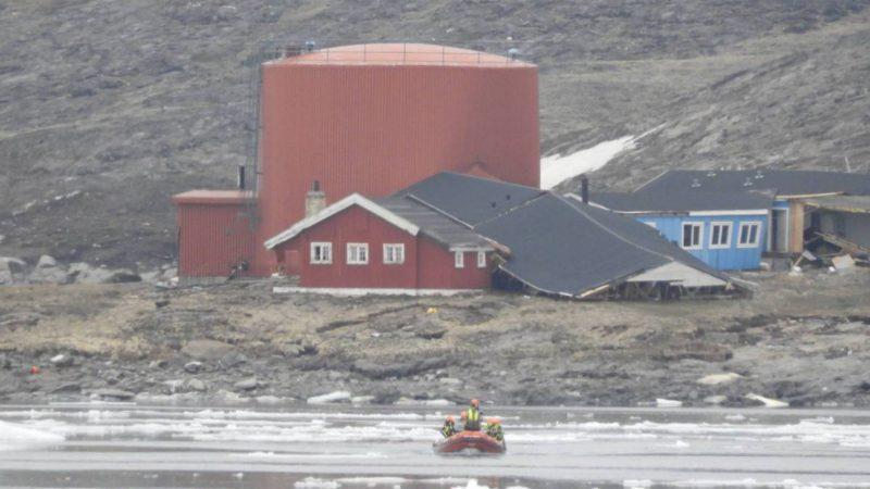 Гренландия, 2017