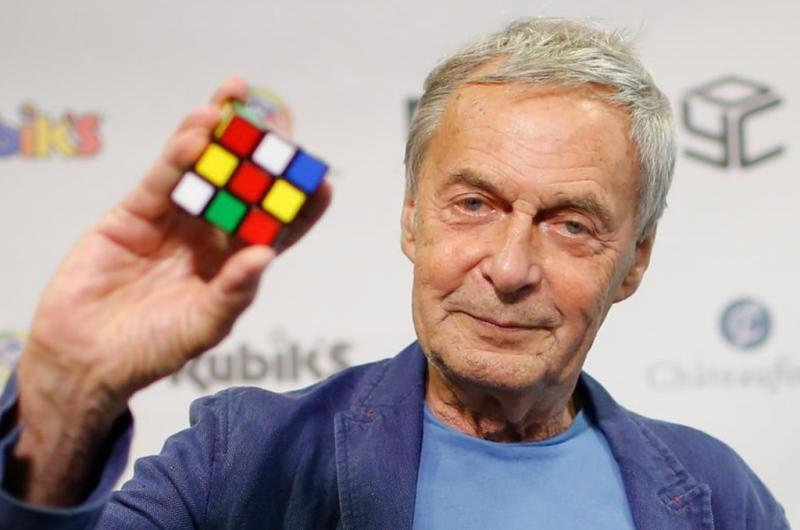 изобретатель кубика Рубика