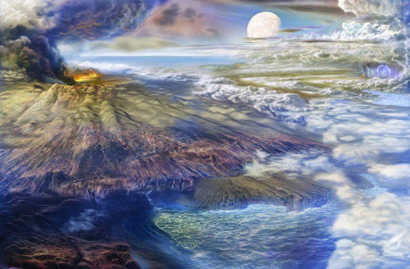 Архейская геологическая эра