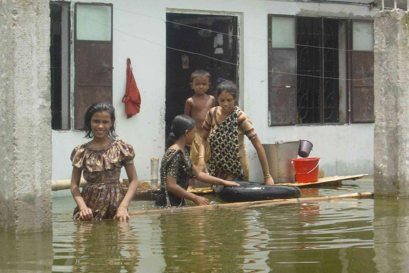 цунами Мьянма, 2008