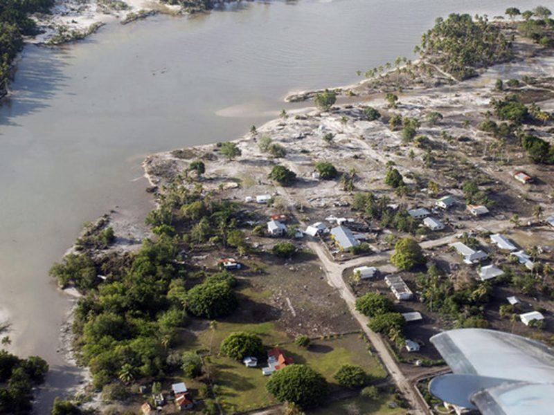 потоп Самоа, 2009