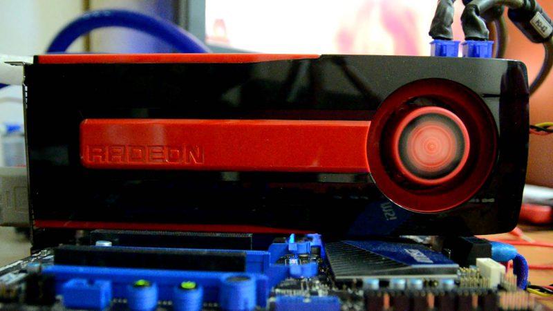 видеокарта AMD Radeon HD 7970