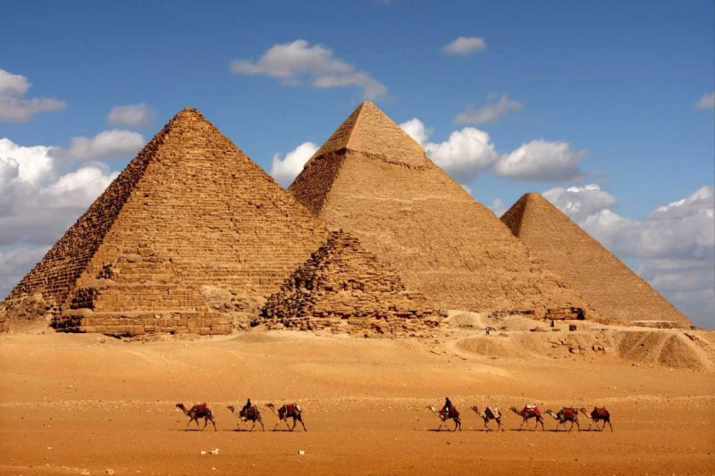 самая высокая пирамида в мире