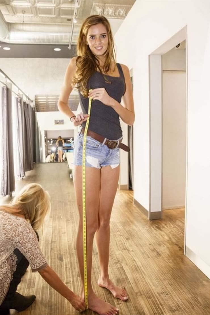 Мисс длинные ноги