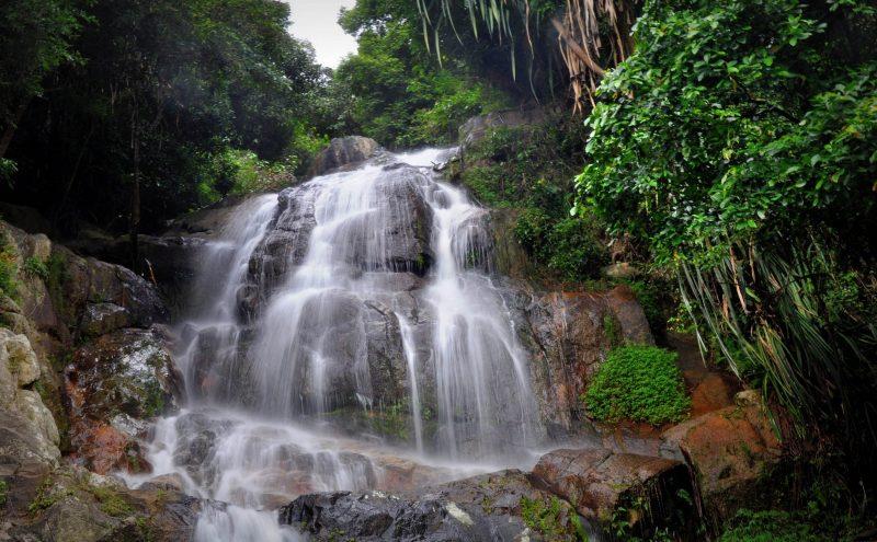 Водопады Намуанг