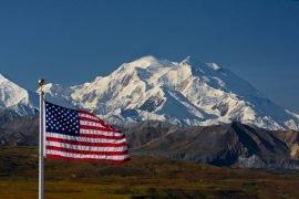 Самая высокая точка Северной Америки