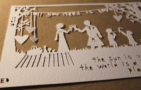 Что дарят на бумажную свадьбу – список идей
