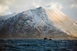 Самое глубокое море России