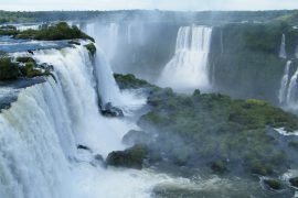 Самый большой и красивый водопад в мире – где он находится?