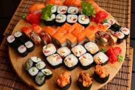 Как и где заказать суши и ролы