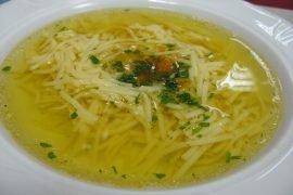 Как приготовить суп с вермишелью и курицей – лучшие рецепты