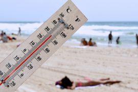 Что характеризует температура?