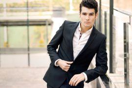 Что одеть с черным пиджаком – советы для мужчин и женщин