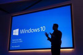 Как Windows 7 обновить до Windows 10
