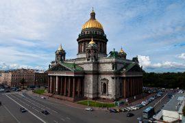 Главные достопримечательности Санкт Петербурга