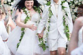 Самые ужасные свадебные платья и их фото