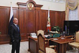 10 рабочих кабинетов президентов разных стран