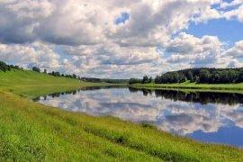 Самые длинные реки Европы