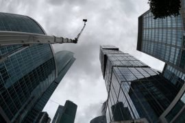 Самое высокое здание в Санкт-Петербурге