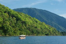 Танганьика – самое глубокое озеро Африки