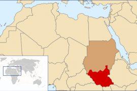 Самая большая по площади страна Африки