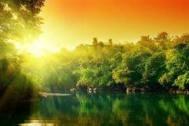 Где встает солнце и почему?